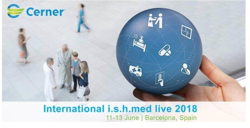 International i.s.h.med live 2018 (CERNER) |12-13 junio 2018
