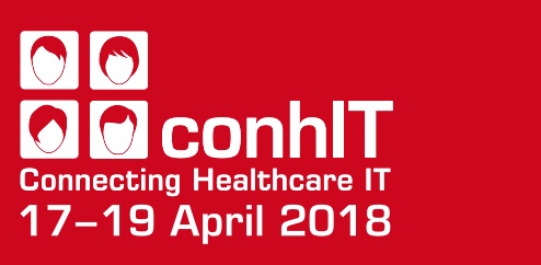 conhIT Connecting Healthcare IT |17-19 abril 2018