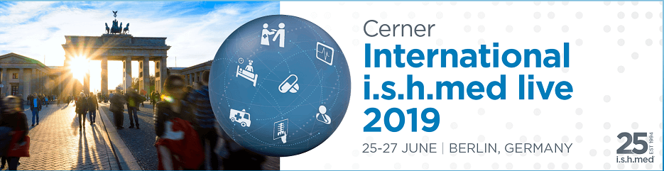 International i.s.h.med live 2019 (CERNER)